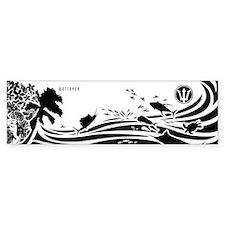 OCEAN COMOTION - Bumper Bumper Sticker