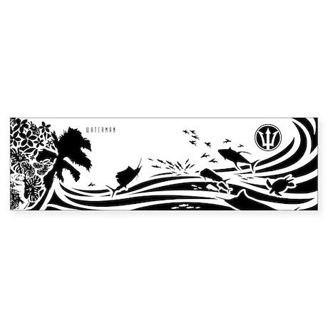 OCEAN COMOTION - Bumper Sticker