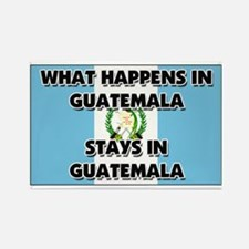 What Happens In GUATEMALA Stays There Rectangle Ma