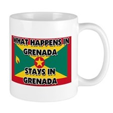 What Happens In GRENADA Stays There Mug