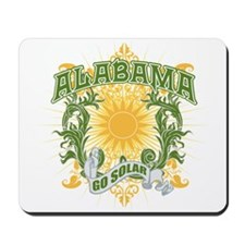 Go Solar Alabama Mousepad
