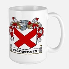 Fitzgerald Coat of Arms Mug