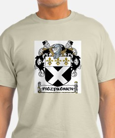 Fitzpatrick Coat of Arms T-Shirt