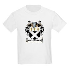 Fitzpatrick Coat of Arms Kids T-Shirt