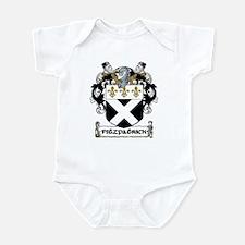 Fitzpatrick Coat of Arms Infant Creeper