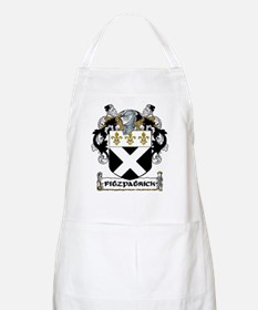 Fitzpatrick Coat of Arms Chef's Apron