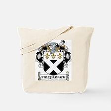 Fitzpatrick Coat of Arms Tote Bag