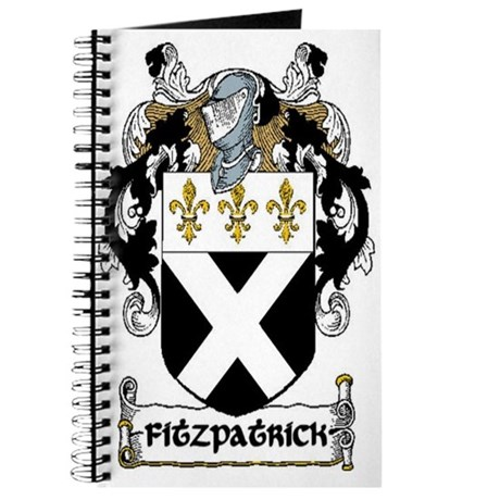 Fitzpatrick Coat of Arms Journal