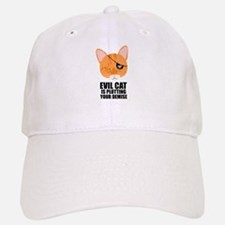 Pirate Cat Baseball Baseball Cap