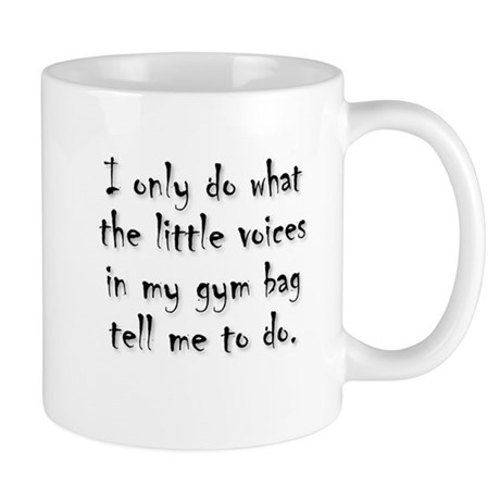 LITTLE GYM VOICES HR Mugs