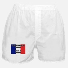 What Happens In FRANCE Stays There Boxer Shorts