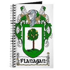Flanagan Coat of Arms Journal