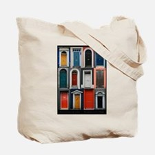 Doors of County Cork Tote Bag