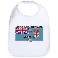 What Happens In FIJI Stays There Bib