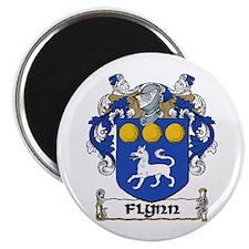 "Flynn Coat of Arms 2.25"" Magnet (10 pack)"