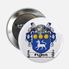 "Flynn Coat of Arms 2.25"" Button (10 pack)"
