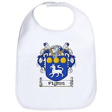 Flynn Coat of Arms Bib