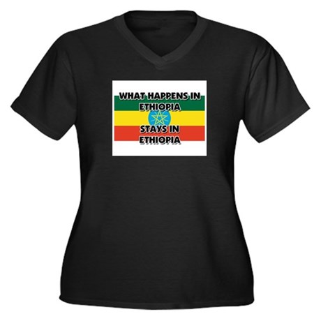 What Happens In ETHIOPIA Stays There Women's Plus