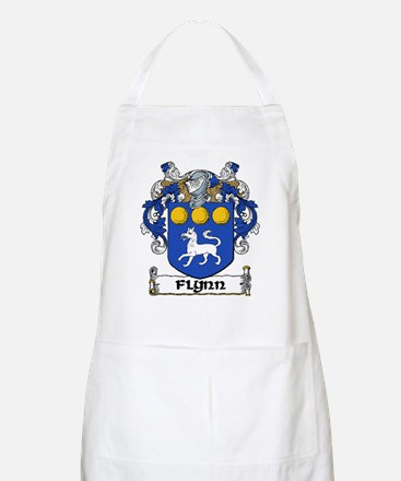 Flynn Coat of Arms Chef's Apron