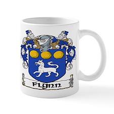 Flynn Coat of Arms Small Mugs