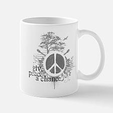 Give Peace Scene a Chance Mug