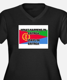 What Happens In ERITREA Stays There Women's Plus S