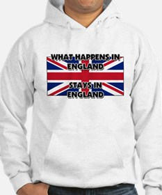 What Happens In ENGLAND Stays There Hoodie