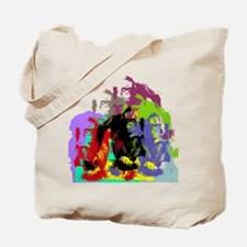 Orang Outang Tote Bag