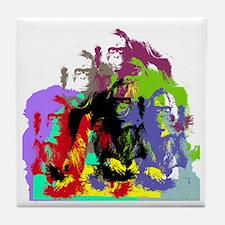 Orang Outang Tile Coaster