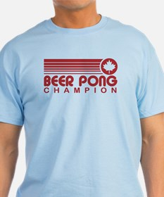 Canadian Beer Pong T-Shirt