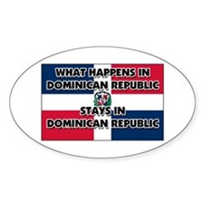 What Happens In DOMINICAN REPUBLIC Stays There Sti