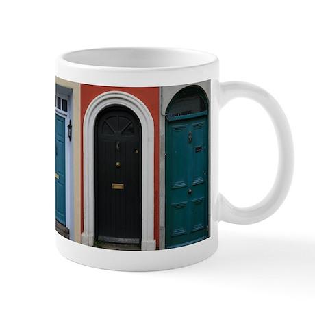 Doors of County Cork Mug