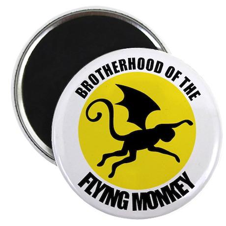 Flying Monkey Magnet