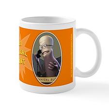 'Jebs Jobs' Small Mug