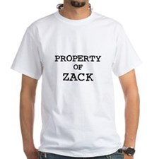 Property of Zack Shirt