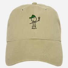 Coffee - Mark Baseball Baseball Cap
