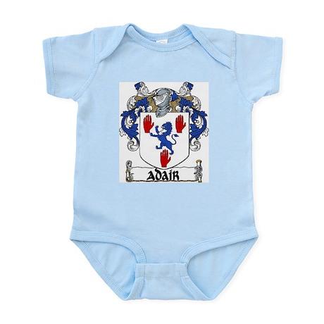 Adair Coat of Arms Infant Bodysuit