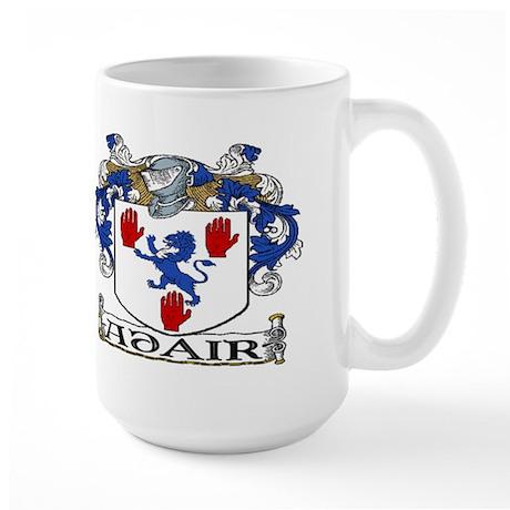 Adair Coat of Arms Large Mug
