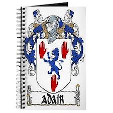 Adair Coat of Arms Journal