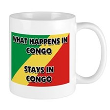 What Happens In CONGO Stays There Mug