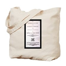 Wollstonecraft Tote Bag