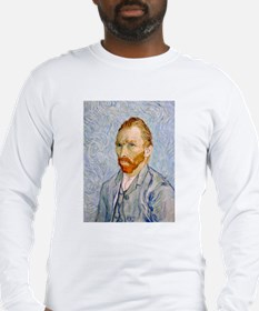 Vincent Van Gogh Long Sleeve T-Shirt