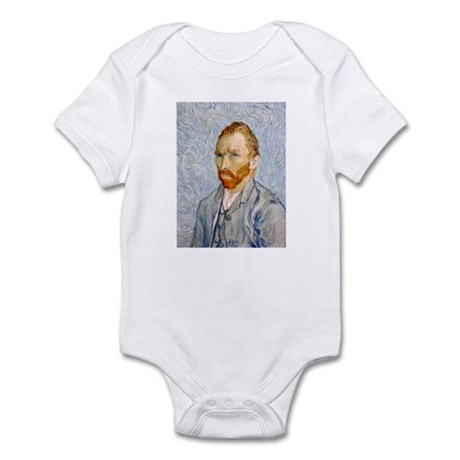 Vincent Van Gogh Infant Bodysuit