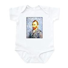 Vincent Van Gogh Infant Bodysuit