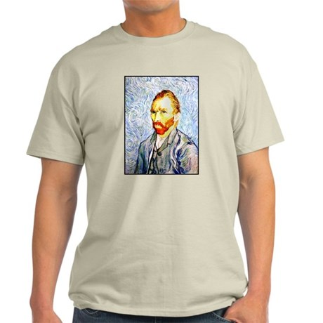 Vincent Van Gogh Light T-Shirt