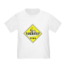 Tugboat Xing sign T