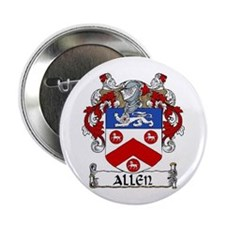 """Allen Coat of Arms 2.25"""" Button (10 pack)"""