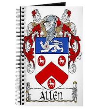 Allen Coat of Arms Journal