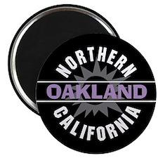 "Oakland California 2.25"" Magnet (10 pack)"