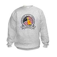 Transportation Safety Sweatshirt